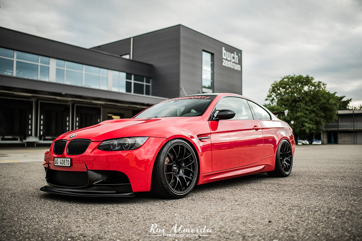 "Arif's E92 M3 with 19"" APEX Wheels"
