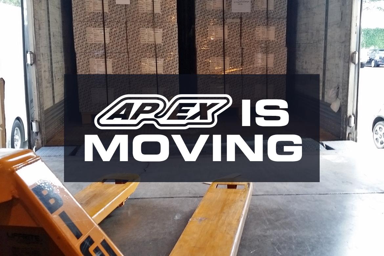 New APEX Warehouse & Headquarters