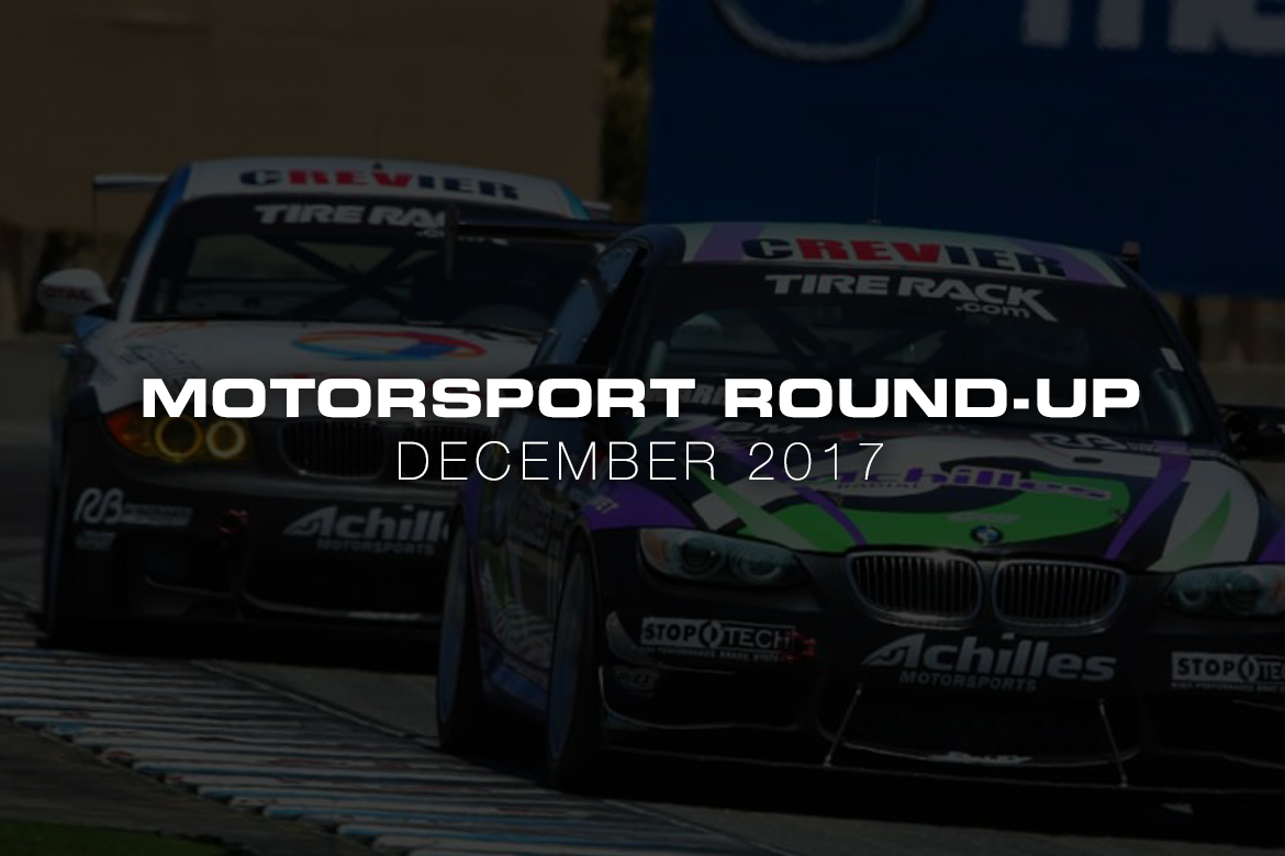 APEX Motorsport Round-Up