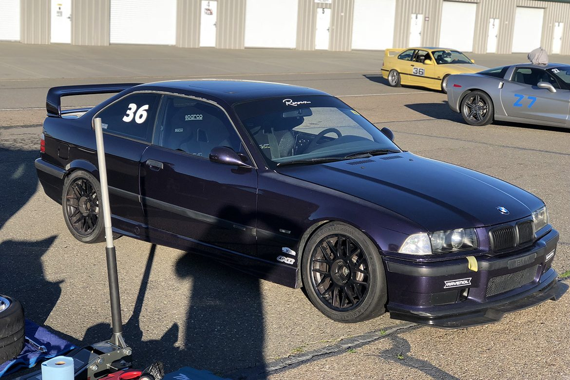 A Typical Track Day: SpeedSF Thunderhill East HPDE