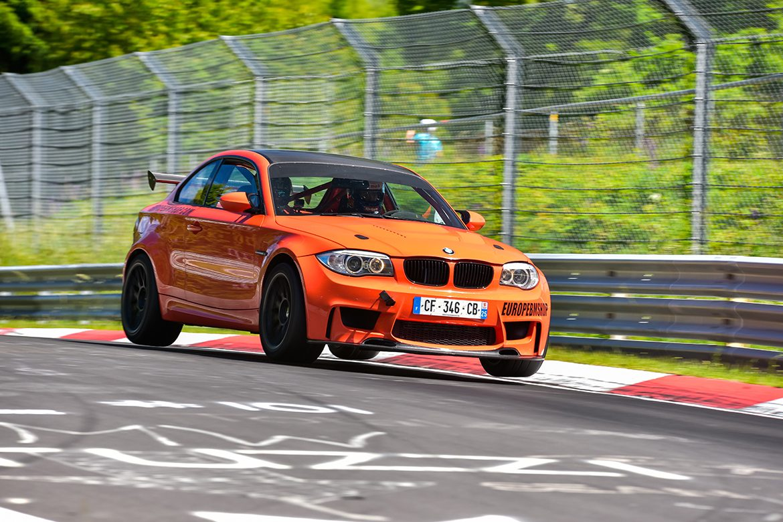 Romaric's BMW 135i Track Car with APEX Wheels