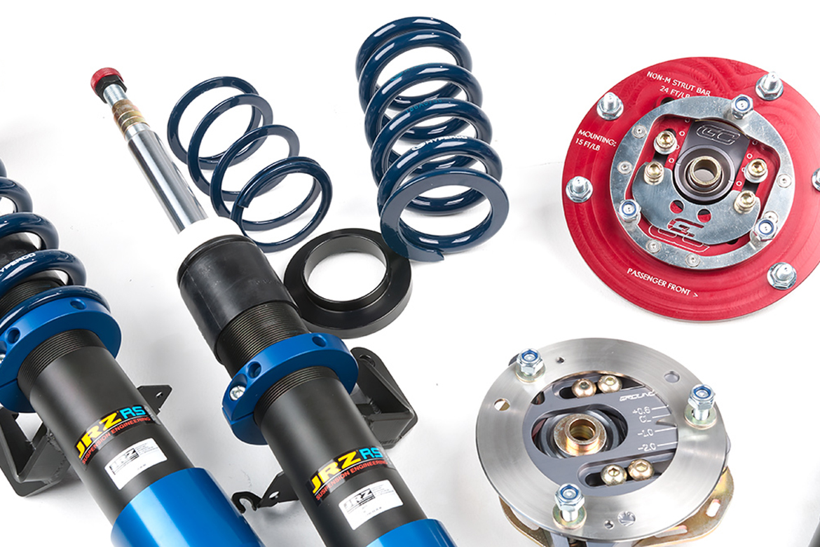 Why Buy: Custom JRZ RS ONE Coilover Kits