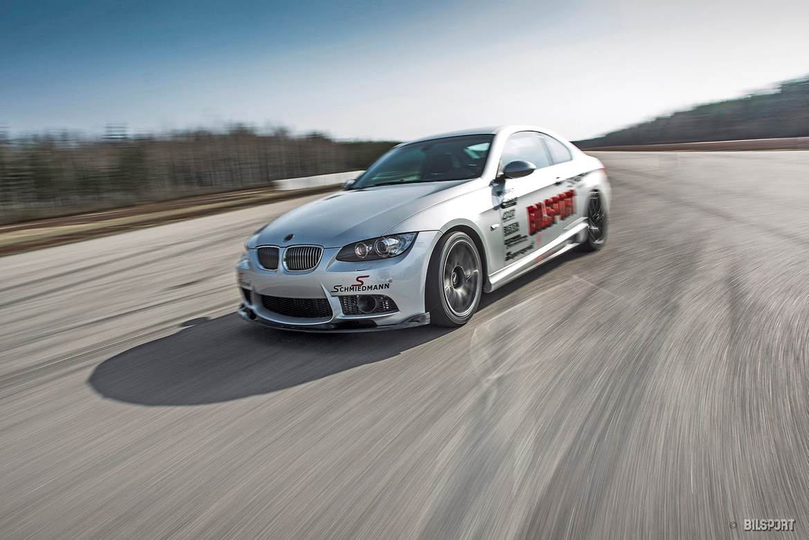 Bilsport & Schmiedmann BMW 335i Track Build