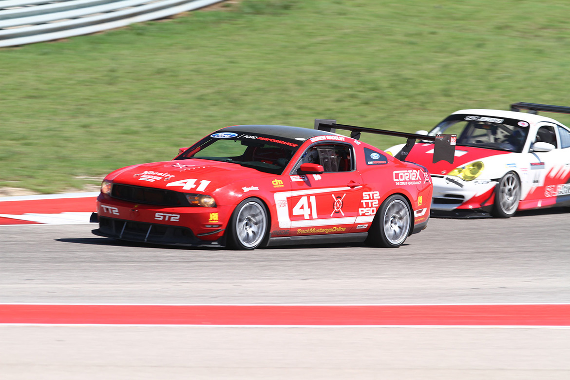 Drew's Boss 302 Race Car