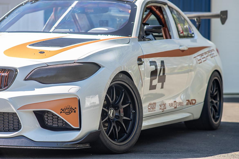 TySpeed BMW M2 Club Racer Build