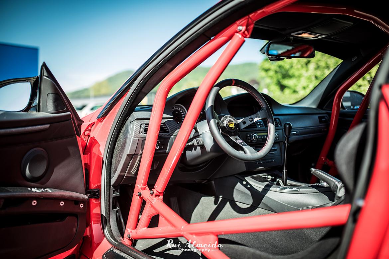 CM Motorsport Red & Blue M3 Track Cars