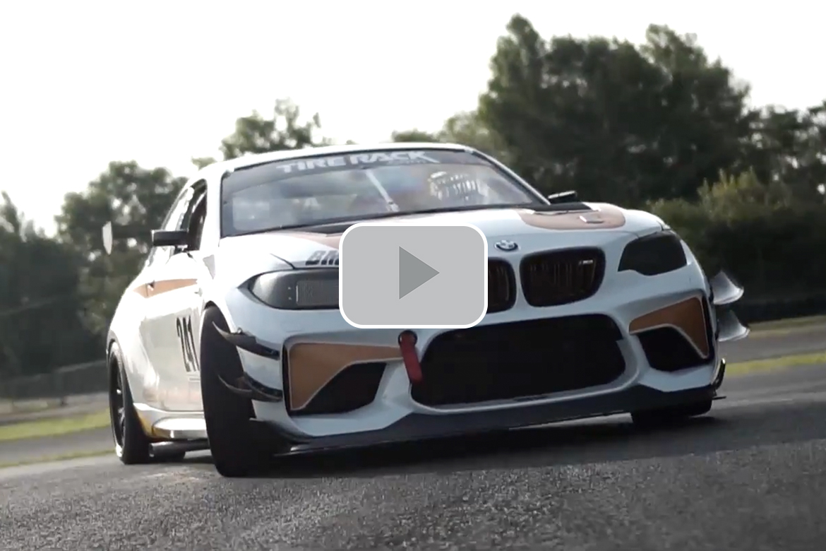 465 HP BMW M2 Racecar Build by Tyspeed
