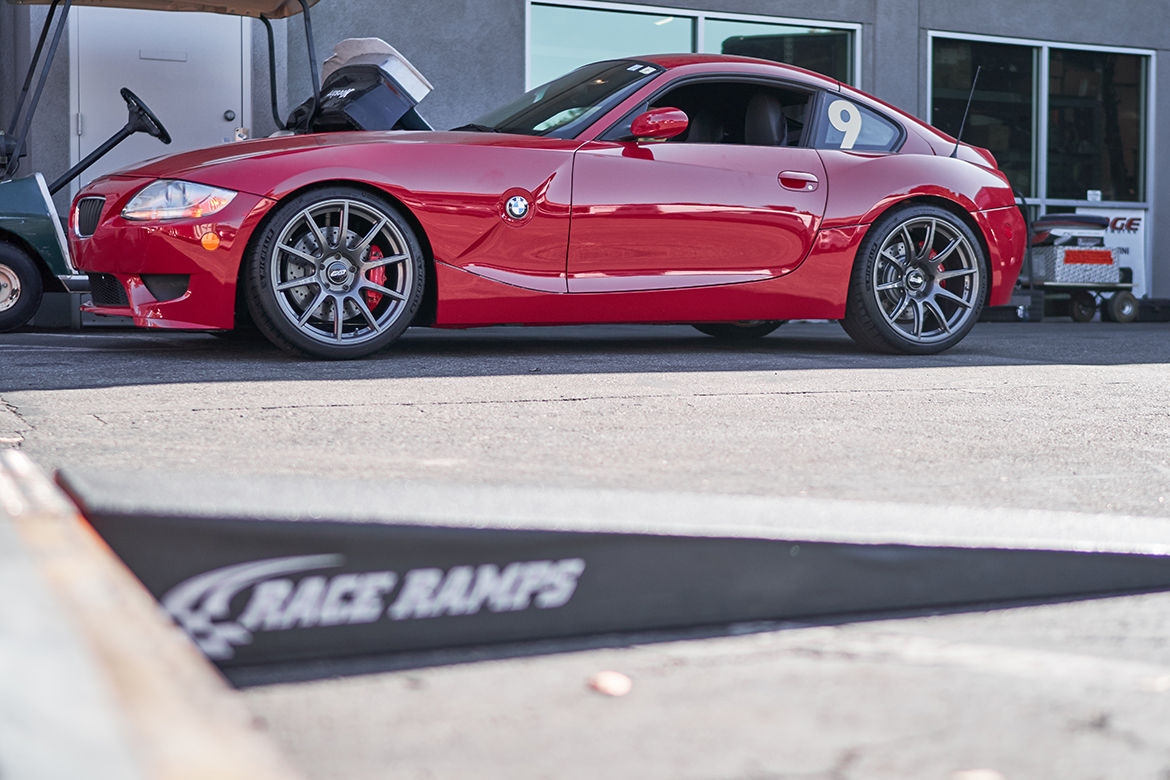 "BMW Z4M with 19"" SM-10 Wheels"