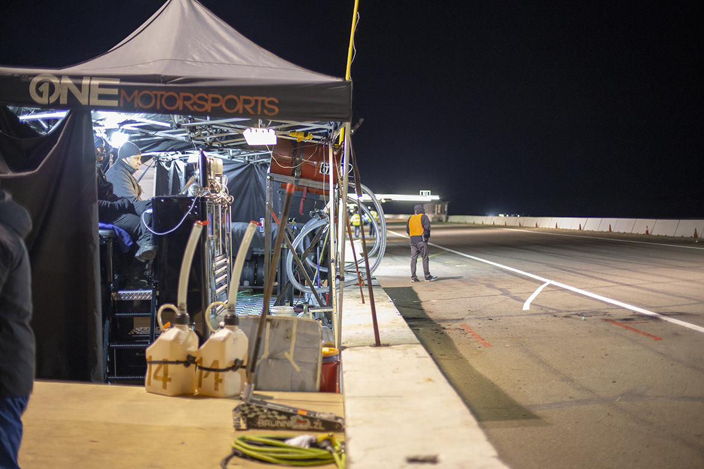 NASA 25 Hours of Thunderhill 2018