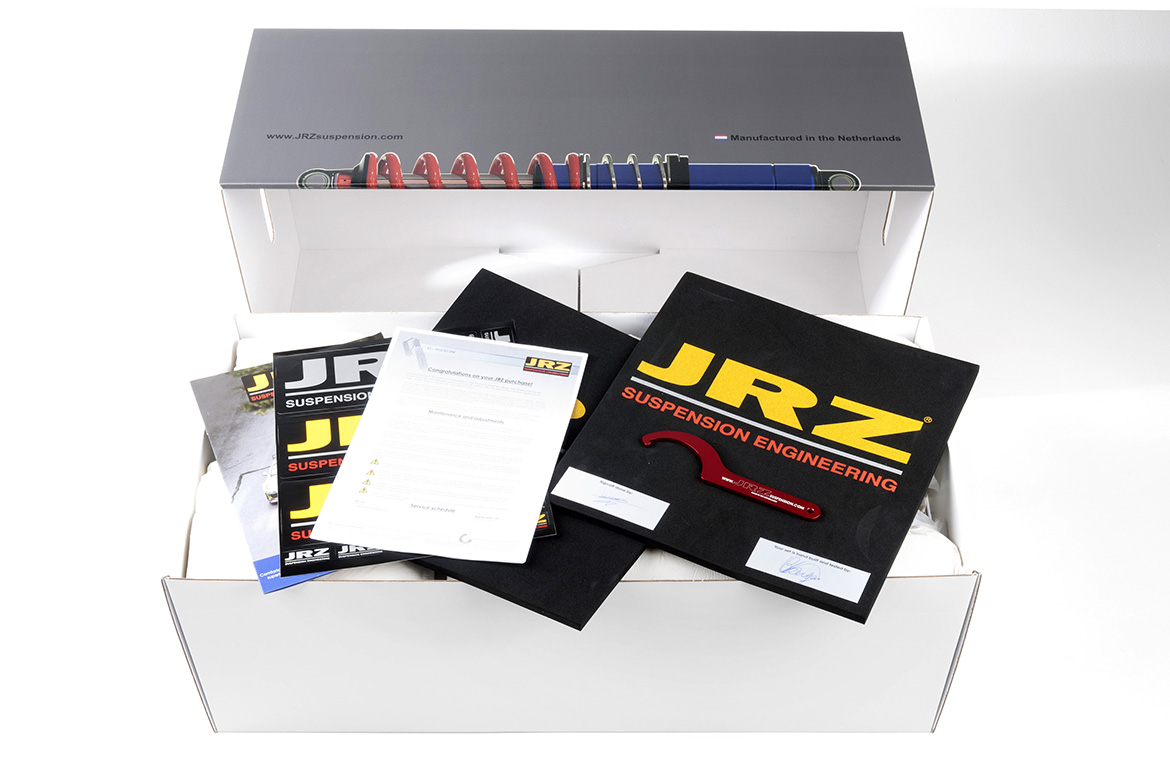 JRZ RS One for the BMW E92 M3