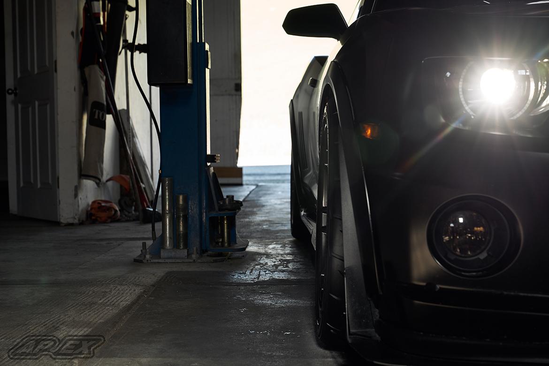 "5th Gen Camaro with 19"" ARC-8 Wheels"