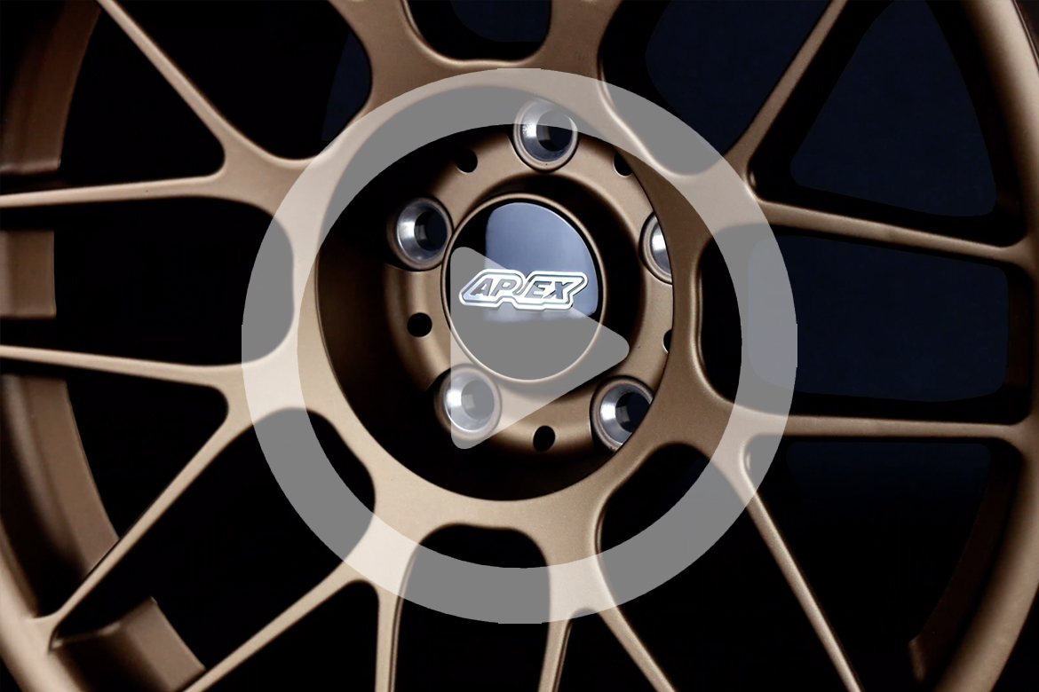 APEX ARC-8 Wheel Features
