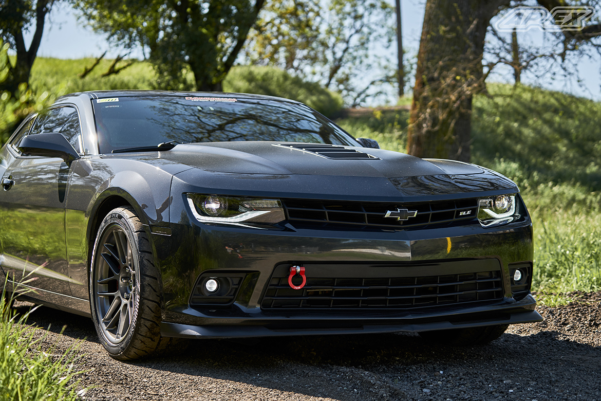 Lynn's 5th Gen Camaro 1LE with 19″ ARC-8 Wheels