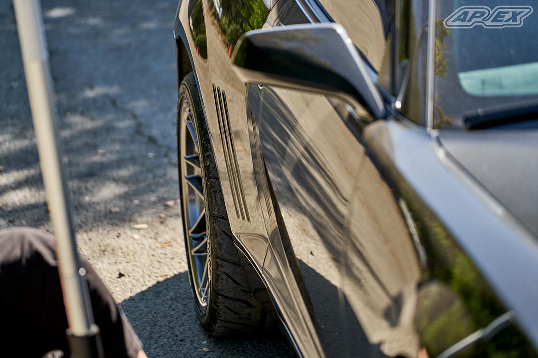 """5th Gen Camaro 1LE with 19"""" ARC-8 Wheels"""