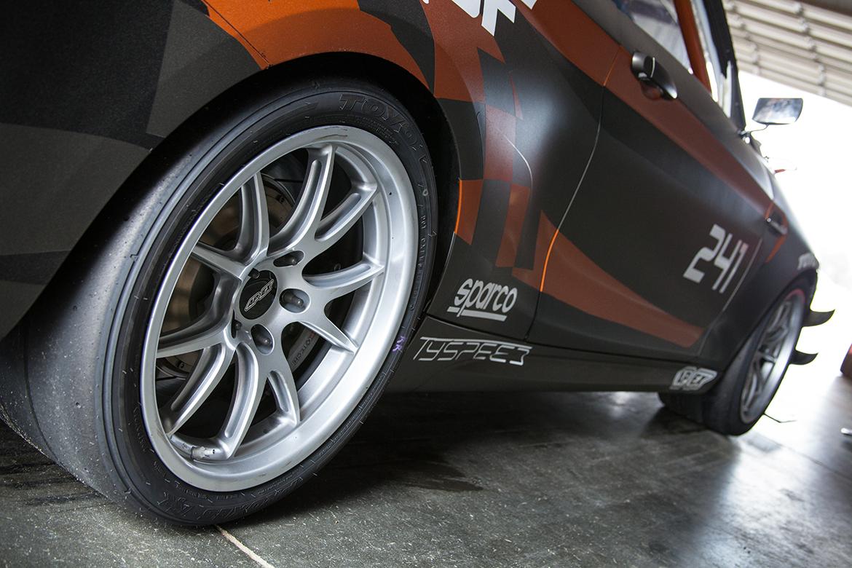Tyspeed Pikes Peak BMW M2