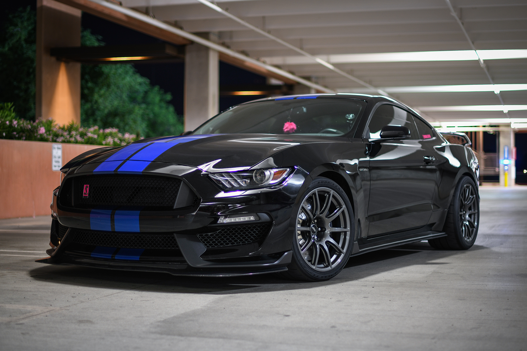 Shelby GT350 Track Build with APEX Wheels