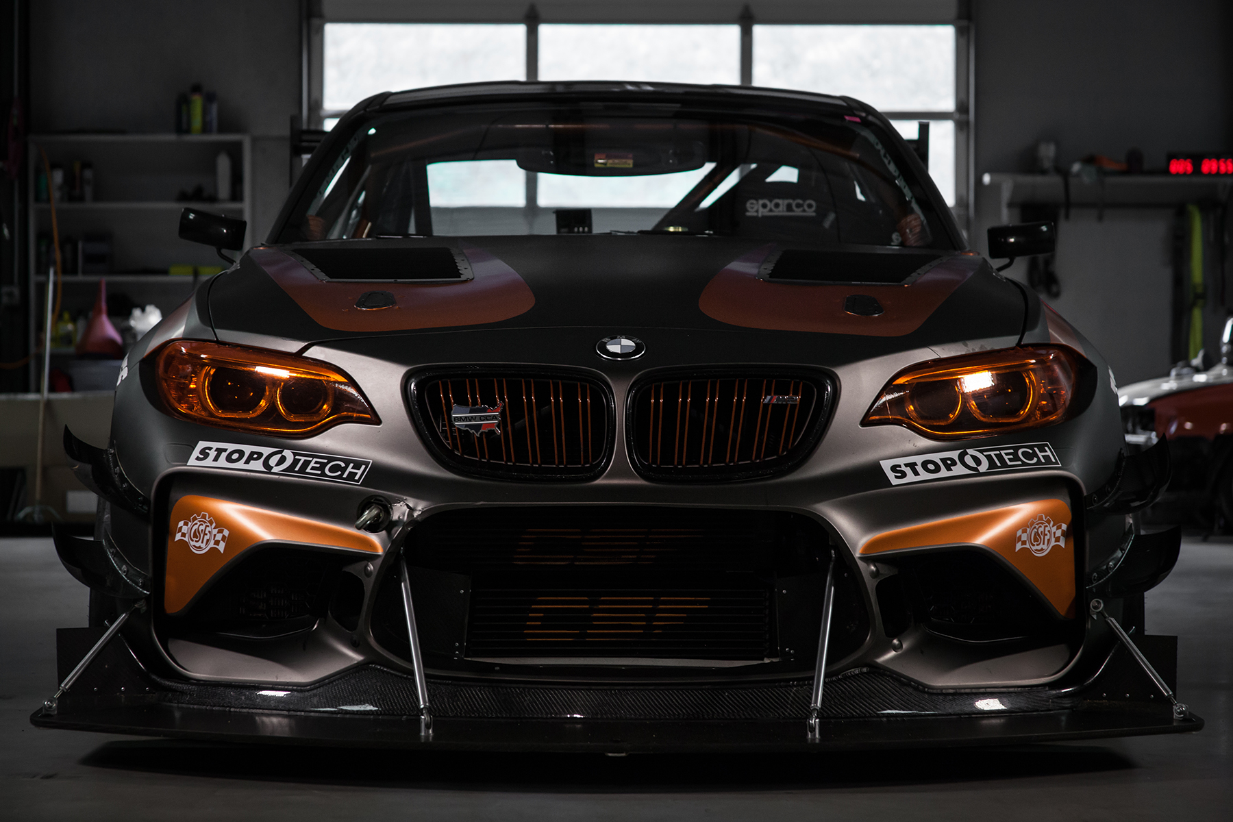 "Tyspeed BMW M2 with 18"" ARC-8R Forged Wheels"