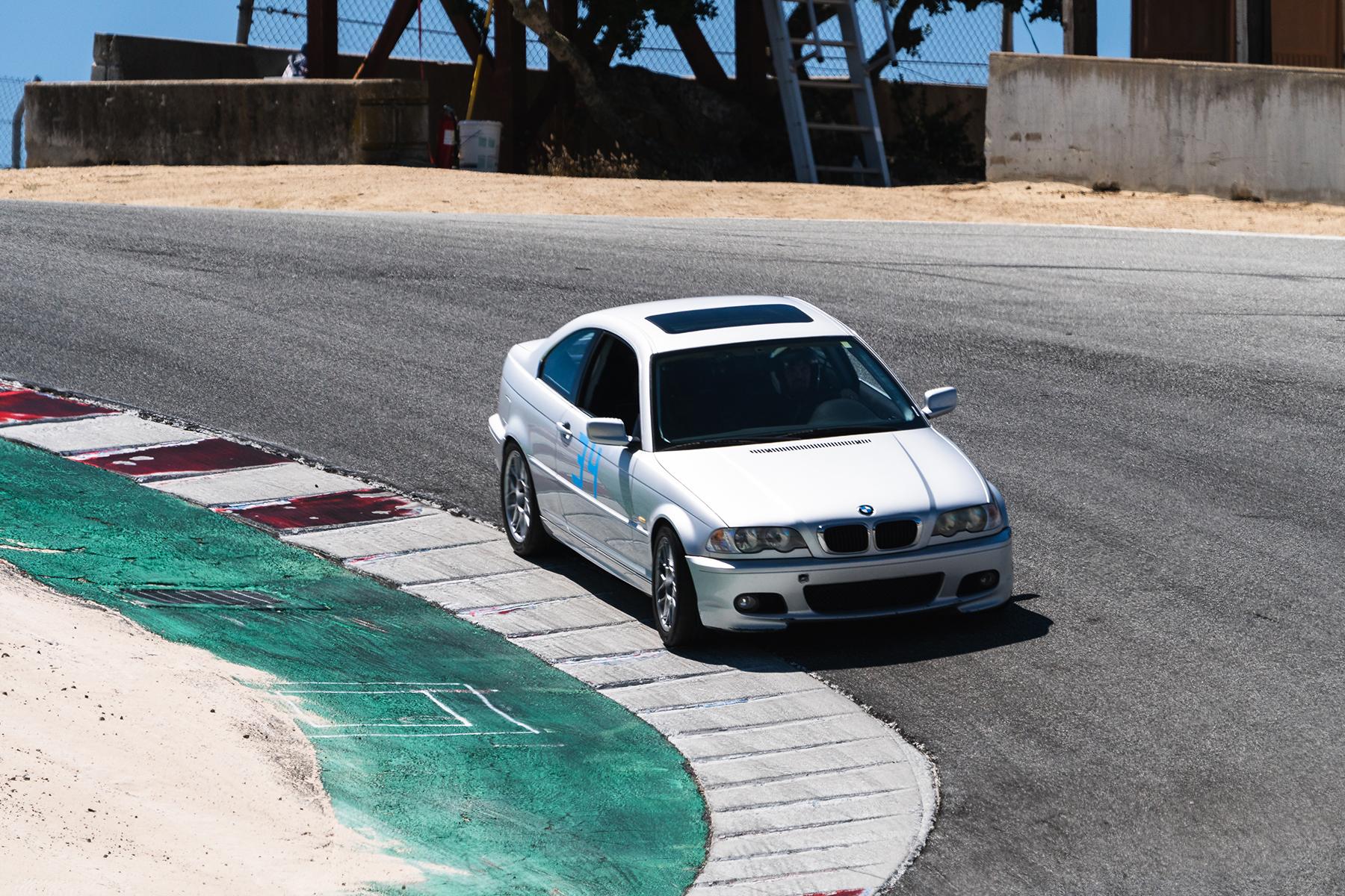APEX Staff Track Day at Weathertech Laguna Seca
