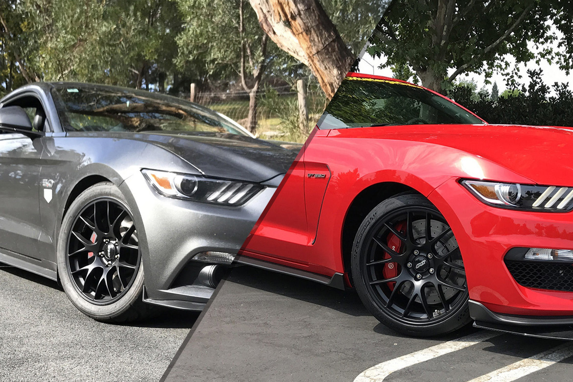 """18"""" vs 19"""" Wheels, Which is Right For You?"""