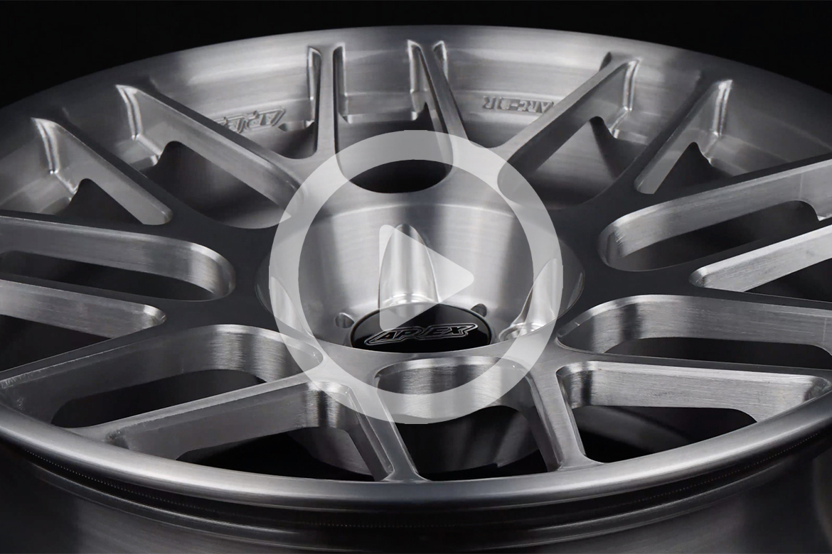 Take a Tour of the New ARC-8R Forged Wheel