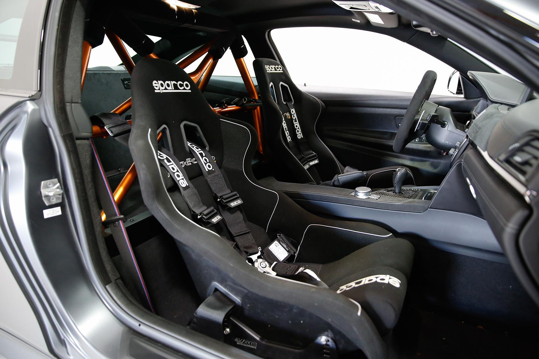 BMW M4 GTS with APEX FL-5 Wheels
