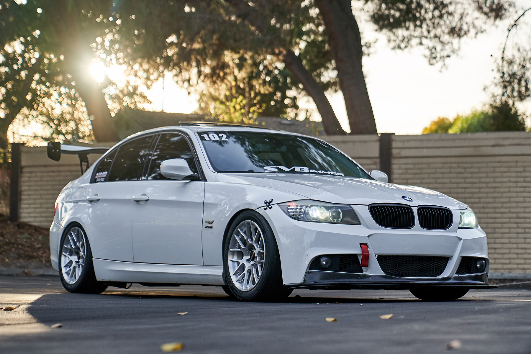 Bmw E90 335xi Featuring Arc 8r Forged Wheels Apex Race Parts Blog