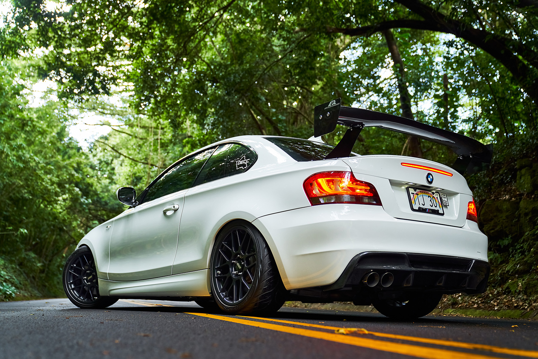 Well Sorted BMW 135i Featuring ARC-8 Wheels