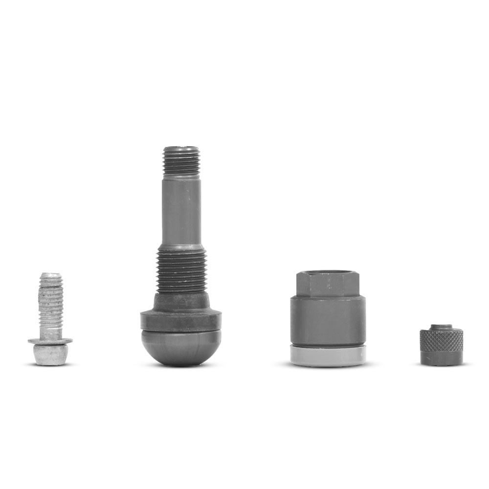 Metal valve stems tpms sensors and valves accessories