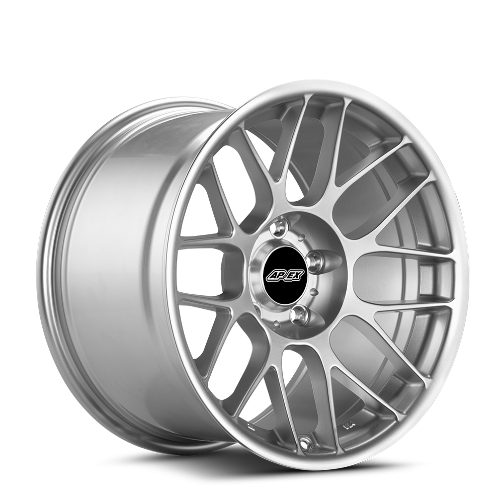 "17x8.5"" ET20 4-Lug APEX ARC-8 Wheel"