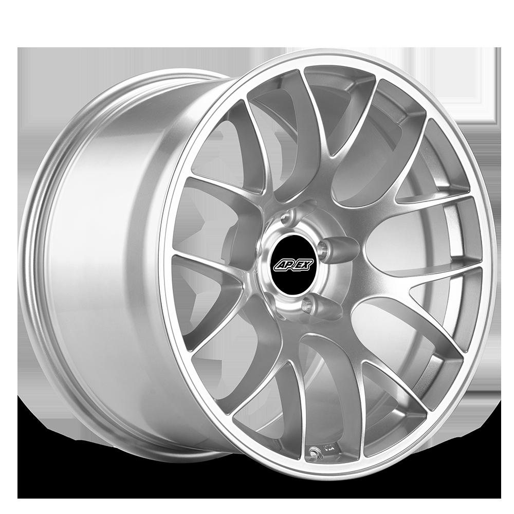 """18x11"""" ET25 APEX EC-7 Camaro-Compatible Wheel"""