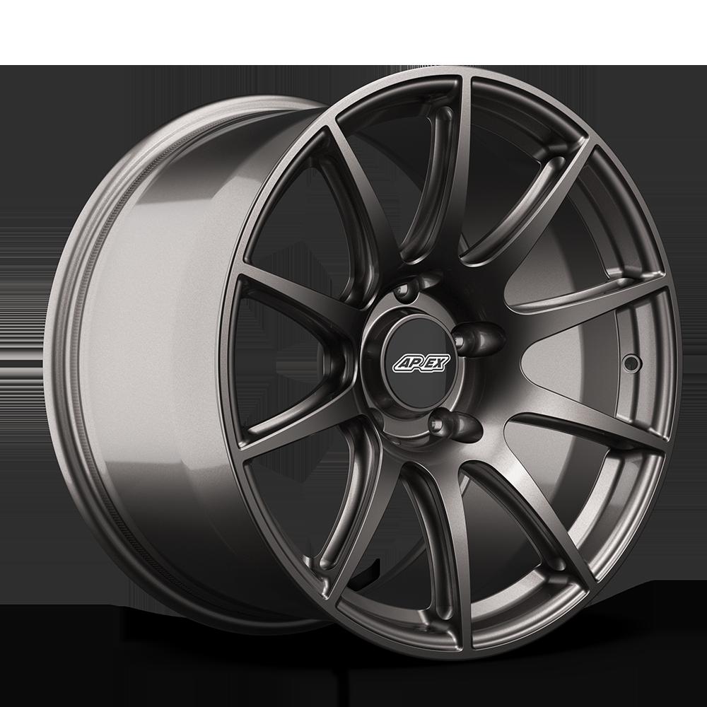 """18x12"""" ET65 APEX SM-10 Porsche Wheel"""