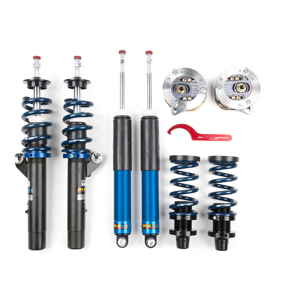 JRZ RS ONE Single Adjustable Coilover Kit for BMW E82/E88 1 Series