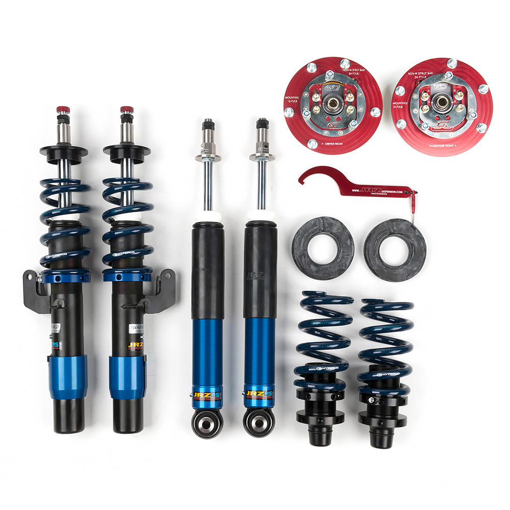 JRZ RS ONE Single Adjustable Coilover Kit for BMW F3X 3/4 Series