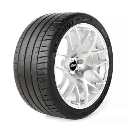 Michelin Pilot Sport 4S Max Performance Summer Tire