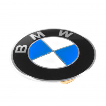 Genuine BMW Plaque