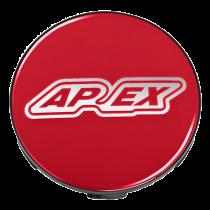 APEX Gloss Red Center Caps