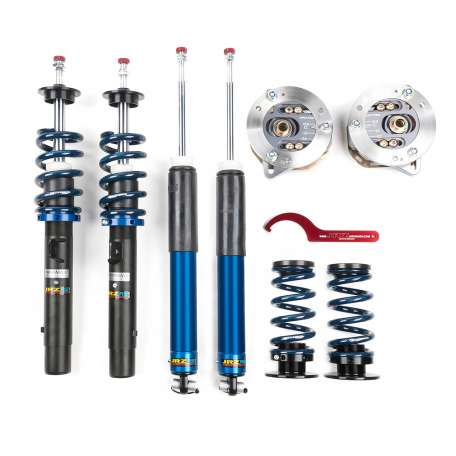 JRZ RS ONE Single Adjustable Coilover Kit for BMW E46 M3