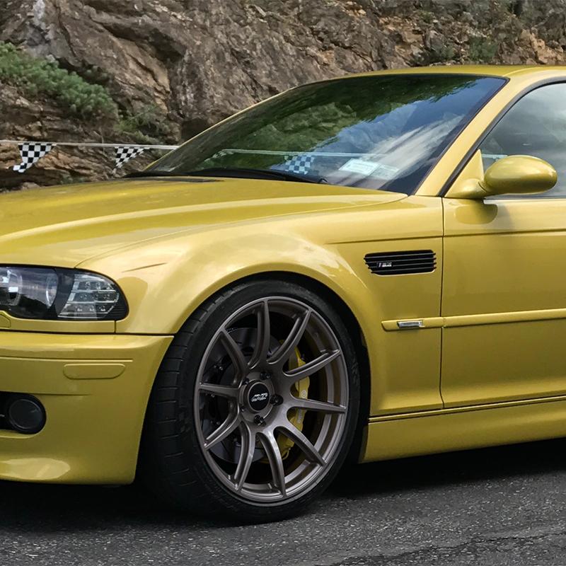 APEX 19 Inch SM-10 BMW Track Wheel Warranty
