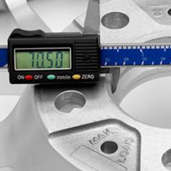 APEX 19 Inch SM-10 Mustang Track Wheel Hub Centric Design